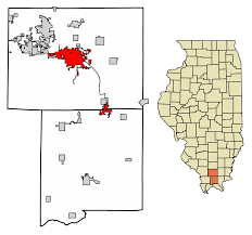 How Big Is 850 Square Feet by Marion Illinois Wikipedia
