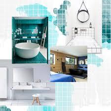 salle de bain style romain nos idées avec des meubles de salle de bains design elle décoration