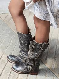 womens boots distressed leather shoe shop free and free