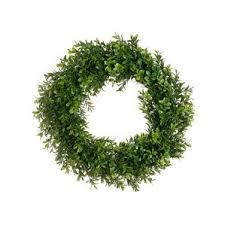 boxwood wreath artificial boxwood wreath wayfair