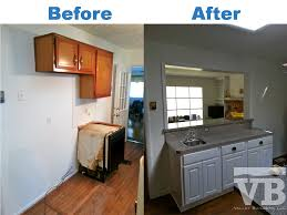 Kitchen Remodel Before And After by House Renovation Before And After Inspire Home Design