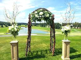 wedding altar ideas altar wedding decorations outside wedding decor outside wedding