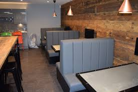 Banquette Seating Fixed Bench Fixed Restaurant Bench Booth Fixed Seating In Leicester