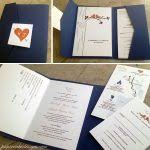 do it yourself invitations diy pocket wedding invitations cactusdesigners