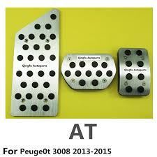peugeot 608 for sale online buy wholesale aluminum pedal for peugeot 3008 from china