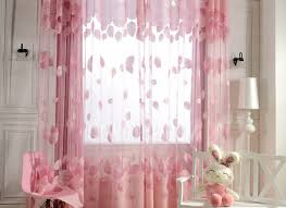 Light Pink Curtains Sheer Pink Curtains Eulanguages Net