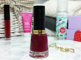 revlon nail polish bewitching mateja u0027s beauty blog