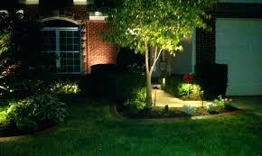 outdoor low voltage landscape lighting kits how to install low voltage landscape lighting kits low voltage