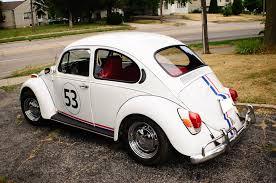 1971 volkswagen bug beetle herbie replica manual vw sale
