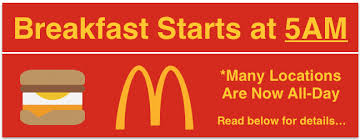 ᐅ mcdonalds breakfast menu prices hours 2017 update