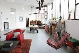 mackintosh london e9 industrial shoot location apartment