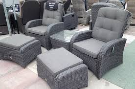 Kettler Jarvis Recliner Garden Furniture Sets With Reclining Chairs These Chairs Are