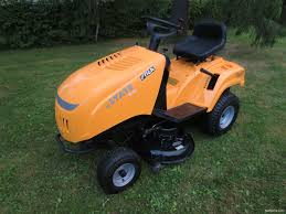 stiga estate basic mowers 2008 nettikone