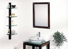 Bathroom Mirror Decorating Ideas Bathroom Mirror Shelf Bathroom Mirror With Shelf Exle Industry