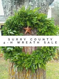 4 h wreath and greenery fundraiser carolina cooperative
