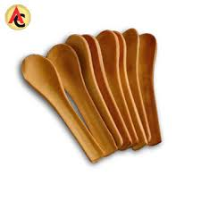 edible spoon spoon made of flour rice and wheat