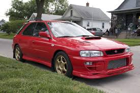 subaru impreza hatchback modified 1993 subaru impreza wagon news reviews msrp ratings with