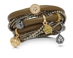 wrap bracelet with charms images Portfolio story bracelet jpg