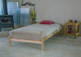 Nomad Bed Frame Nomad Furniture Pecos Lite Platform Bed Frame
