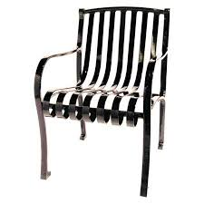 Patio Chairs Metal Commercial Metal Outdoor Stackable Garden Patio Chairs Sales