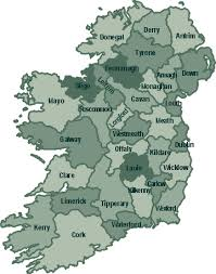 ecards from corner counties of ireland