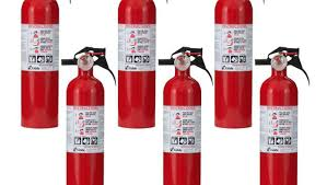 cabinet riveting semi recessed fire extinguisher cabinet