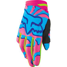 motocross gloves usa fox racing 2016 womens dirtpaw gloves pink available at motocross