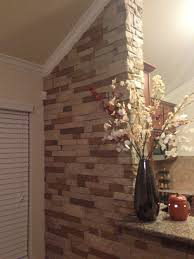 Lowes Shutters Interior Decorating Elegant Fireplace Surrounded With Airstone Lowes For