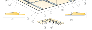 certainteed ceilings ecophon focus wing installation instructions