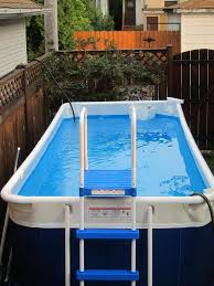 baptism pools portable the 25 best portable swimming pools ideas on above