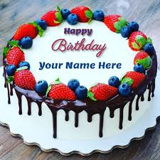 online birthday cake write your name on brithday cakes online pictures editing