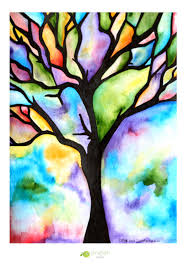 home design easy art painting ideas watercolor popular in spaces