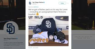 California Wildfires San Diego by San Diego Padres Mlb Teams Replace Baseball Gear Burned In