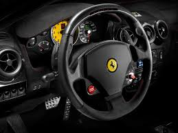 ferrari steering wheel 2009 ferrari scuderia spider 16m steering wheel 1920x1440