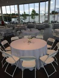 party chairs and tables for rent piedmont park venues atlanta piedmont