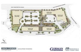 residential carbon at union corners mixed use retail residential
