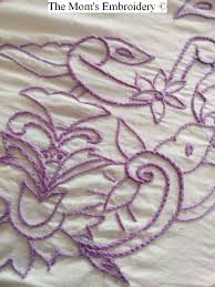 Embroidery Designs For Bed Sheets For Hand Embroidery Embroidery Designs