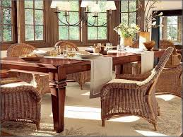 attractive dining table top decor ideas pottery barn dining room