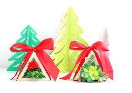 personalised wooden tree decorations uk simple succulent