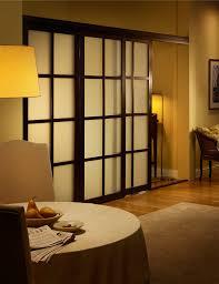 Interior Sliding Glass Doors Room Dividers Home Design Diy Sliding Door Room Divider With Regard To 81
