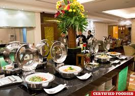 round table dinner buffet price friday dinner buffet at richmonde hotel ortigas