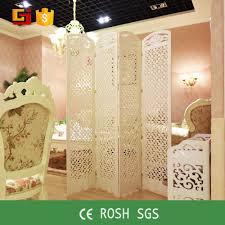 carved wood room divider modern fashion carved wooden room divider folding screen buy