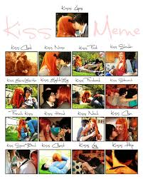 Lily Meme - kissing meme james potter and lily evans by sparrowhawk51 on