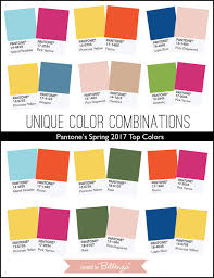 colors spring 2017 unique wedding color combinations using pantone s spring 2017 top