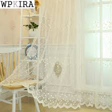 online get cheap pink lace curtains aliexpress com alibaba group
