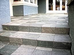 Outdoor Tile Patio Outdoor Stone Tile