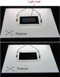 liquid light guide innovative polymer technologies for flexible liquid crystal