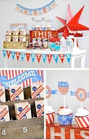 party themes july stars stripes july 4th patriotic party planning ideas free
