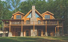 Decorating A Log Cabin Home Decorating Wonderful Exterior Design Of Southland Log Homes With