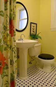Yellow Bathroom Decorating Ideas Black White Yellow Bathroom U2013 Decoration House Design Ideas